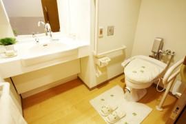 ツクイ吉川 トイレ