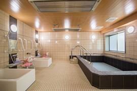イリ入間 浴室