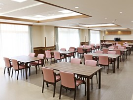 未来川口 食堂