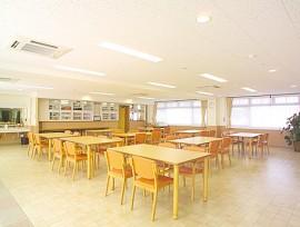 未来江戸川 食堂