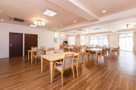 イリ川口宮町 食堂